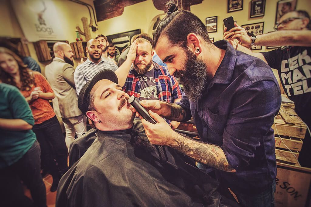 Barbers Crew Barbería Malasaña Madrid Blog Movember 2016