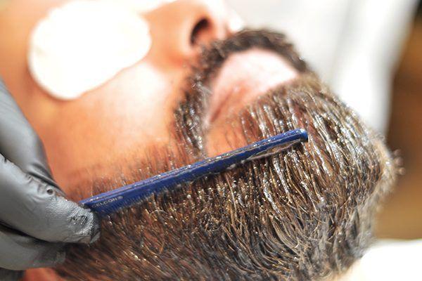 Barbers Crew Barbería Malasaña Madrid Servicio Arreglo Barba Color