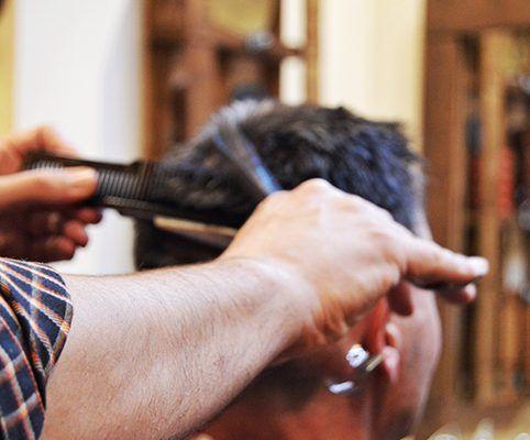 Barbers Crew Barbería Malasaña Madrid Servicio Corte Pelo