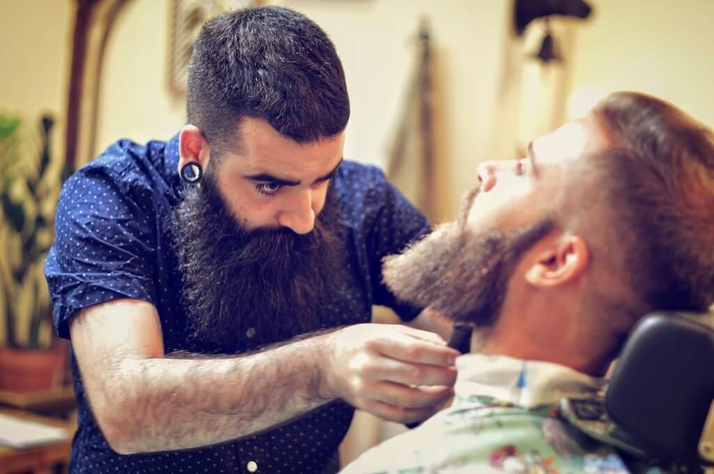 Barbers Crew Barbería Malasaña Madrid Galería Barbero 2