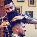 Barbers Crew Barbería Malasaña Madrid Galería Barbero 3