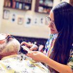 Barbers Crew Barbería Malasaña Madrid Galería Barbero 4