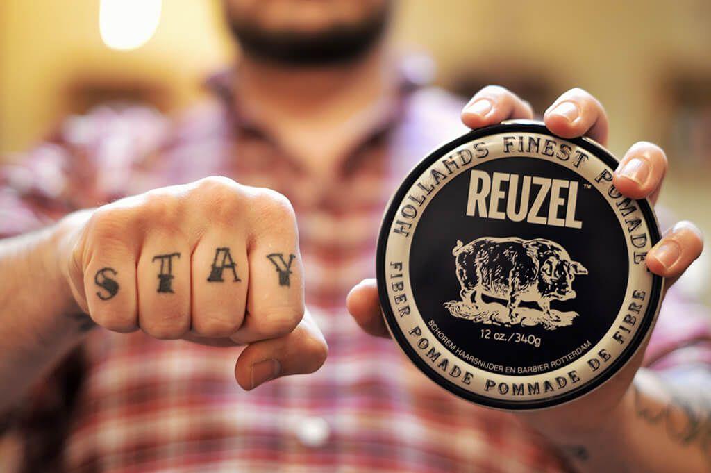 Barbers Crew Barbería Malasaña Madrid Blog Reuzel Cera Pelo Pomada