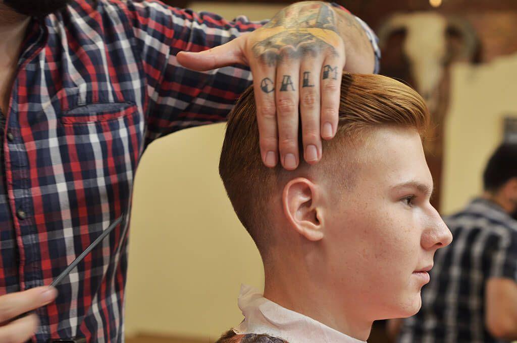Barbers Crew Barbería Malasaña Madrid Blog Mejores Productos Pelo