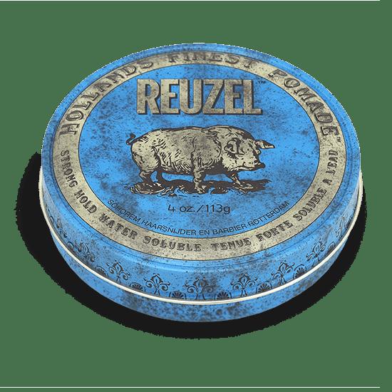 Barbers Crew Barbería Malasaña Madrid Reuzel Pomada Azul