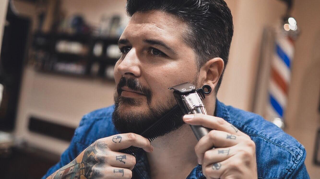 Cómo Arreglarse La Barba En Casa Barbers Crew Barbería Madrid Malasaña