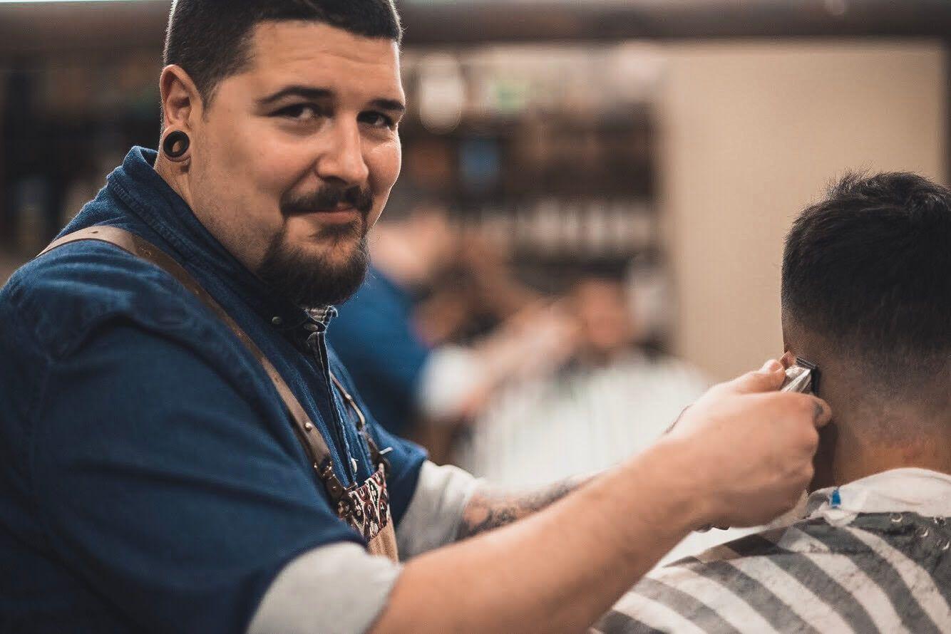 Slide Barbers Crew Barbero Jaume