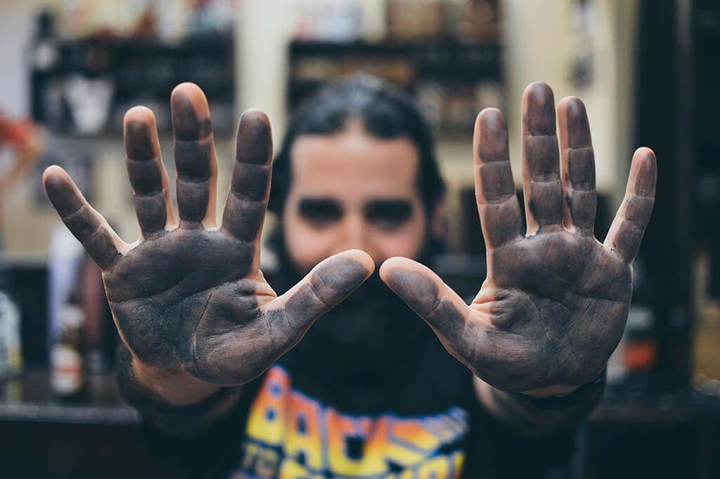 Como Utilizar Exfoliante Barba Barbers Crew Blog Portada