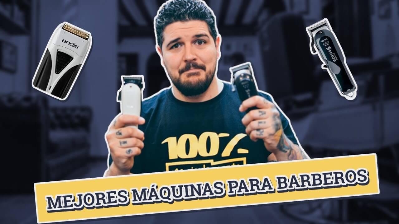 Mejores recortadoras de barba 2020 Barbers Crew