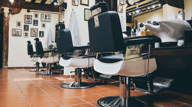 Barberia Madrid Barbers Crew