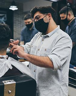 Barbería Barbers Crew Barbero Miguel