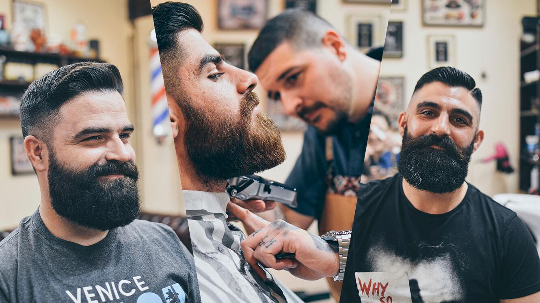 Barberia Madrid Barbers Crew Portada